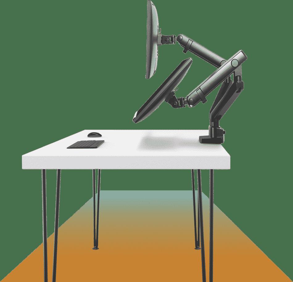 Ergonomic Accessories - Monitor arms
