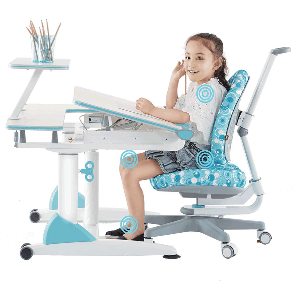 Adjustable kids furniture by kid2youth