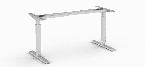 adjustable standing desk frame - actiforce