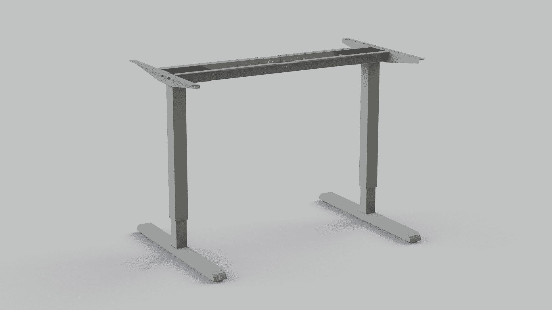 300 SLS Silver height adjustable table