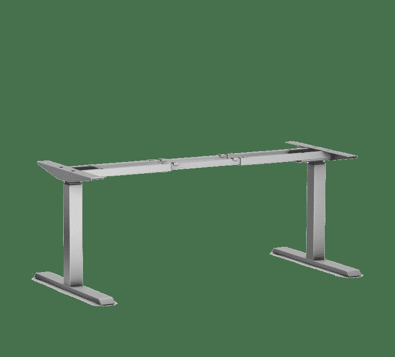 470 sitting silver standing desk